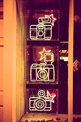 Lomography Store (oh it's amanda) Tags: pentaxespiomini pentaxuc1 xpro crossprocessed fppretrochrome320 retrochrome 35mm soho london londonengland england carnabystreet
