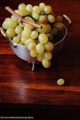 Uva bianca 3 (Giovanna-la cuoca eclettica) Tags: uva frutta stilllife food