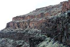 Rock Formations & Creek (@bastique) Tags: johndayfossilbedsnm rockformations oregon fossilbedsnationalmonument