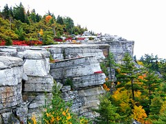 Lake Minewaska Geology (Stanley Zimny (Thank You for 21 Million views)) Tags: lake minnewaska newpaltz fall autumn rock geology seasons