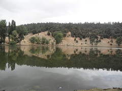 Lake Ouiaouane (The Advocacy Project) Tags: lake mountains water morocco rugs carpets ceder azrou amazigh ainleuh middleatlas advocacyproject womenweavers peacefellow cooperativedestisseusesdainleuh