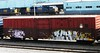 mr.left - ICH (timetomakethepasta) Tags: up train graffiti mr pacific union 63 yme boxcar left ich freight ichabod ase twb