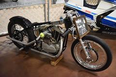 1961 Harley-Davidson XLCH OHV Drag Racer