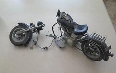 September 4, 2015 (1) (gaymay) Tags: california gay love broken toy happy desert palmsprings motorcycle triad