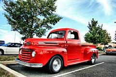 olde Ford by Jen_Vee - Wicked Effects Car Club show, Pottsgrove, PA
