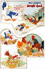 Golden Eggs by Hank Porter, 1941 (Tom Simpson) Tags: chicken illustration vintage comics egg disney 1940s eggs rooster donaldduck 1941 goldeneggs hankporter