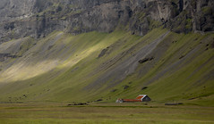 Gone To The Wall (Explored) (RattyBoots) Tags: mountain building farmhouse canon iceland rust decay dilapidated canon24105 5diii september2015