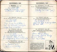 Week 46 9th - 15 November 1941 (richardmlevett) Tags: hurricane jerry malta b17 naples sicily blenheim convoy beaufort 1941 raf wimpy iti sliema valletta valetta airraid whitley luqa hmsnaiad wardiary takali siegeofmalta