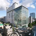 千葉中央市街地再開発ビルの写真