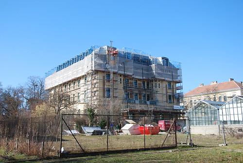 Simonyhaus Umbauarbeiten