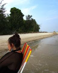 At the beach (Winnipeg photographer) Tags: woman beach water hair sand manitoba