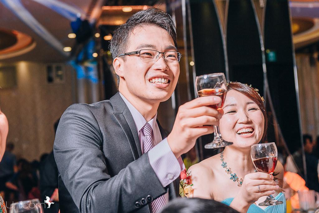 《婚攝加菲》昌諭 & 旻璇 / 台中大里菊園