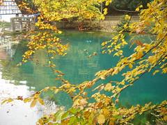 Blautopf - Quelle der Blau (thobern1) Tags: river fluss donau schwbischealb blautopf blaubeuren