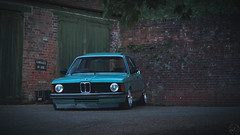 Bens' E21 BMW (Mike.Clarke.27) Tags: classic canon automotive bmw stance airlift fitted e21 pbmw stanceworks