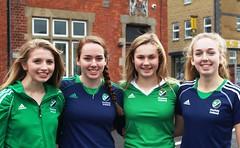 Rainey Irish players