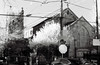 Grace Church Van Vorst (aaronvandorn) Tags: blackandwhite jerseycity infrared ilfordsfx 2ndstreet minoltasrt202 rokkor58mmf14 720nmirfilter 39eriestreet