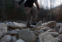Chris over the rocks (karenchristine552) Tags: trees vacation usa selfportrait philadelphia nature moss woods nikon pennsylvania pa worldsendstatepark worldsend loyalsockcreek selfie sullivancounty wesp civilianconservationcorps endlessmountains nationalregisterofhistoricplaces loyalsock loyalsocktrail nikond80 loyalsockstateforest karenchristinehibbard worldsendstateparkfamilycabindistrict christinehibbard karenchristine552 worldsendfamilycabindistrict chrishibbard christyhibbard kchristinehibbard karenchristine552clay