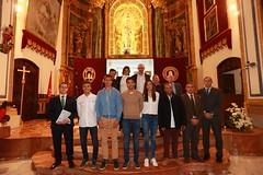 CHARLA UCAM JORDI XAMMAR & JOAN HERP- DEPORTISTAS CAMINO A RIO 2016.