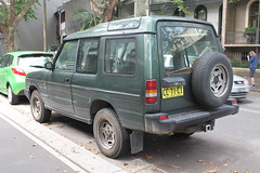 Land Rover Discovery (jeremyg3030) Tags: cars 4x4 4wd rover land discovery