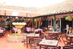 "Restaurante en Villa de Leyva • <a style=""font-size:0.8em;"" href=""http://www.flickr.com/photos/78328875@N05/23662134332/"" target=""_blank"">View on Flickr</a>"