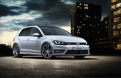 Volkswagen Golf R-Line Edition