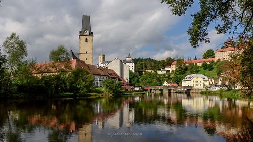Rožmberk nad Vltavou Tsjechië