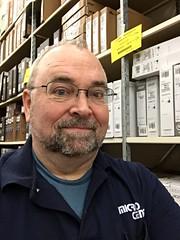 Old me, New selfie (Howard TJ) Tags: old male man me iphone selfportrait selfie