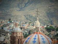 Cupulas Zacatecanas (¡vonne) Tags: zacatecas centrohistorico cupulas torre mexico iglesia colonial barroco