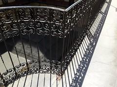 Outer corridor - kls folyos (TG Stdi Budapest Habermajer Gbor) Tags: gelnder korlt handway schatten shadow rnyk sonnenschein sunshine napsts krfolyos klsfolyos folyos korridor corridor gangway gang