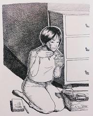 Done.. @iohohoh '하나의 신나는 일상생활' 이모티콘 판매중 Kakaotalk : https://goo.gl/3LJ92u LINE : http://goo.gl/j5rKnW #inktober #vscocam #vsco #일러스트 #art #daily #illustration #illustrator #design #instadaily #drawing #draw #iohohoh #artwork #artist #アートワーク #イラストレーション #イラ (iohohoh) Tags: instagramapp square squareformat iphoneography uploaded:by=instagram instagram app format inkwell vsco vscocam girl illustration illust ilustracion drawing draw draws drawings art artist iohohoh artwork design cute beauty day アートワーク イラストレーション イラスト ドローイング デザイン デイリー photooftheday 일러스트레이션 드로잉 그림 manga comic style 소녀 inktober pen colour colours marker ink paper 만화 소묘 스케치 shade summer hot book stylish beautiful 일러스트 daily illustrator instadaily calm peace