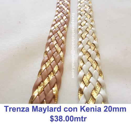 Trenza Maylar con Kenia 20mm