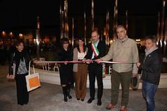 Piazzale Marconi, la rotonda luminosa (6) (Comune di Reggio Nell'Emilia) Tags: piazzale marconi rotonda reggioemilia inaugurazione