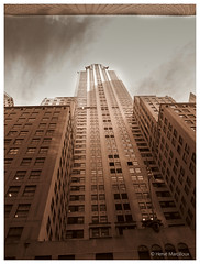 Rockefeller Center (hervemarcilloux) Tags: rockefeller rockefellercenter manhattan nyc newyork city urban building construction architecture travel house usa