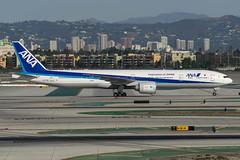 ANA / B773 / JA779A / KLAX (_Wouter Cooremans) Tags: spotting spotter avgeek aviation airplanespotting lax klax los angeles losangeles ana b773 ja779a