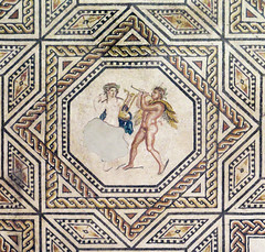 IMG_5810 (jaglazier) Tags: 2016 220230 220ad230ad 3rdcentury 3rdcenturyad bacchus barechested cologne copyright2016jamesaglazier dionyseus dionysos dionysus erections geometric geometricdesigns germany grecoroman guilloche koln kln liber museums musicalinstruments musicians naked religion rituals roman romangermanicmuseum rmischgermanischesmuseum satyrs september archaeology art barefoot crafts gods ithyphallic lyres mosaic nude pipes restored wreaths