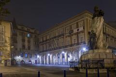 plaza del ayto portugalete (clover2500) Tags: portugalete plazas ayuntamiento nocturna edificios monumentos bizkaia