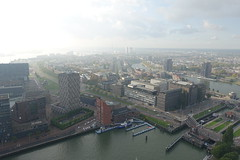 Observation Deck @ Euromast @ Rotterdam (*_*) Tags: rotterdam netherlands nederland city europe october autumn fall 2016 observationdeck observatory euromast tower view