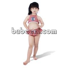Nice monogram swimsuit for girls (babeeniclothing) Tags: girl fashion clothing monogram swimwear swimsuit cute love beautiful nice children