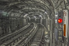 Subte (Vamonon) Tags: subte subterraneo metro buenos aires metros del mundo argentina tunel ferroviario fotos ferroviarias vias rieles ciudad linea b
