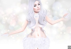 Sparkle In My Mind (Cryssie Carver) Tags: secondlife second life sl avatar uber weloveroleplay we love role play deaddollz dead dollz wasabipills wasabi pills izzies league ikon catwa maitreya anlarposes an lar poses