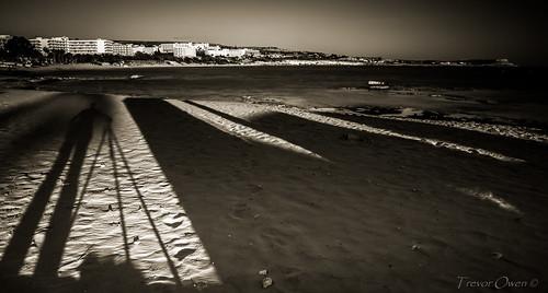 Shadow Selfie - Ayia Napa Greco Views