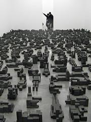 Sleeping Field (cdb41) Tags: white cube bermondsey sculpture antony gormley