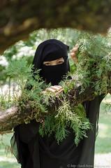 Hide (ZaCk.hOyA) Tags: nikon d7000 nikkor 50mm portraiture hide product niqab hijab flowerofislam