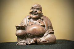 IMG_9293 (vanuzzo) Tags: vanuzzo budda thai legno buddha della ricchezza rich