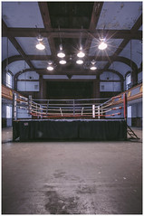 Dont call it a come back (hgxphoto) Tags: boxing ring