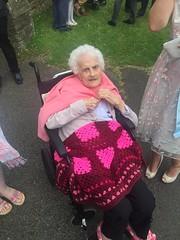 Rest in peace granny (Pub Car Park Ninja) Tags: isabellarichardson isabella richardson isabel granny november 2016