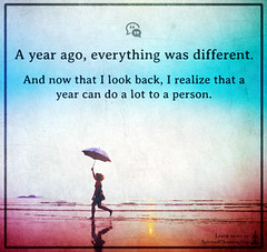 SpiritualCleansing.Org - Love, Wisdom, Inspirational Quotes & Images (SpiritualCleansing) Tags: change character different life lookback past person realize understanding unknown