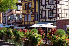 Colombages @ Colmar (SchoonbrodtB) Tags: colmar colombages couleurs