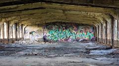 _DSC0955 (Under Color) Tags: leipzig graffiti lost places urban exploring leipsch walls