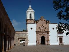 Zacatecas, Santuario de la Virgen del Patrocinio. (helicongus) Tags: zacatecas estadodezacatecas méxico 2009